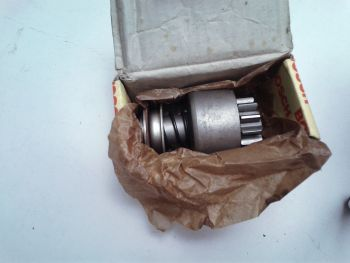 Pinion Starter Motor Starter Plug Original Bosch 2006209408