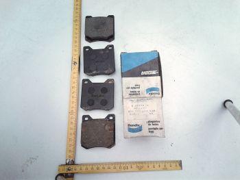 Brake pads Bendix B 810 574 AV