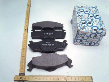 VW Golf and Jetta Brake pads Abex 720291720 wa-814 WVA 20597 20.7