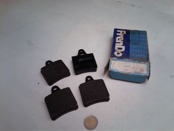 Citroen CX 6 Brake pads...