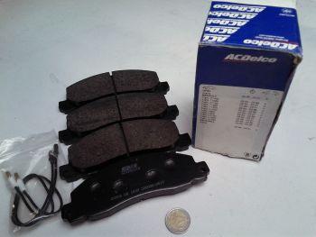 Brake front brakes ACDelco...