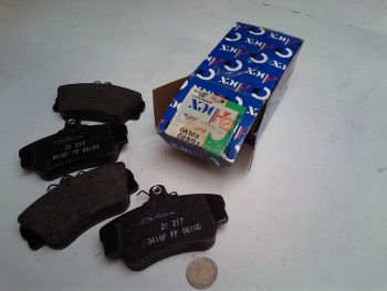 Brake pads front Abex T6479...