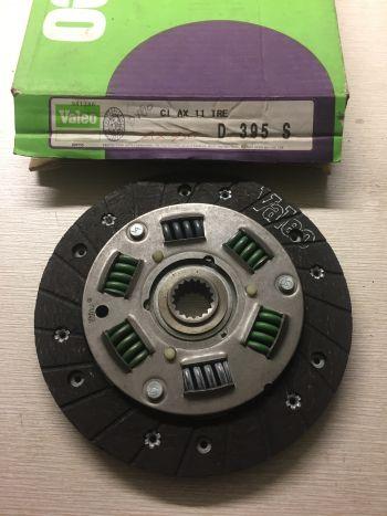Citroen AX 11 TRE - Disco Frizione Valeo D395S diam 160 mm