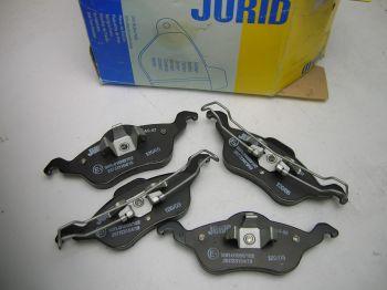 Pastiglie freno Anteriore JURID 571967J (AP 05P696) Ford focus