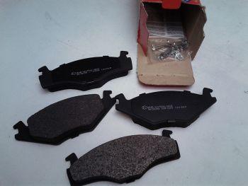 Brake pads Front Cordoba,...
