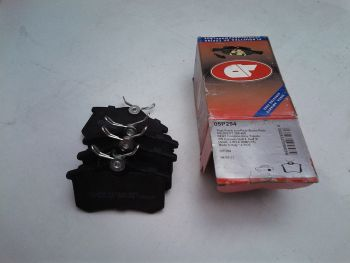 Brake pads Rear AP 05P294...
