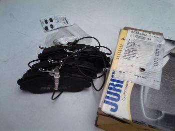 Brake pads Front JURID 571919D