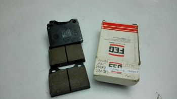 Brake pads Front EGF 14033...