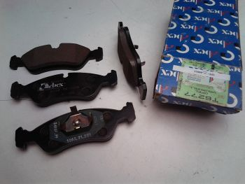 Brake pads Front Abex T6277...