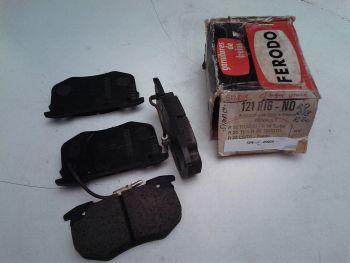 FERODO brake pads 121 816-N0 Renault 9, Renault 18, 20 Reanult
