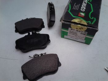 Brake pads Front CecAuto...