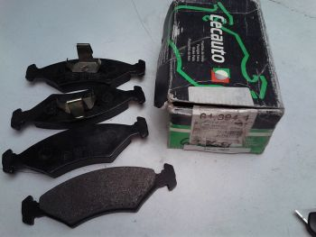 Brake pads wide rear...