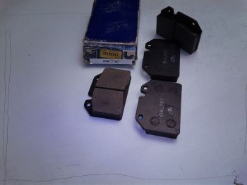 Brake pads ATE 19060.191 Peugeot 305