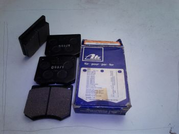 Brake pads Front Ate 13.0460-7021.2 Ford Escort