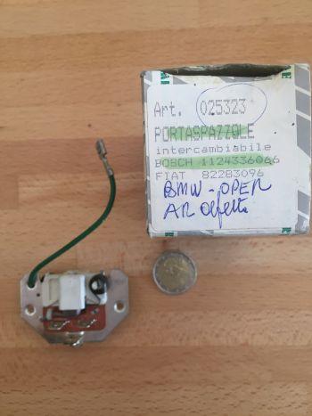1x SIPEA 0485 12v 9H Rele' Teleruttore Microteleruttore 4 terminali