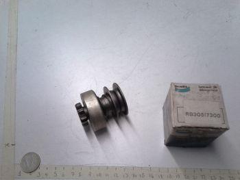 Pinion starter motor...