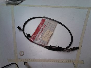 Throttle cable D. Ford...