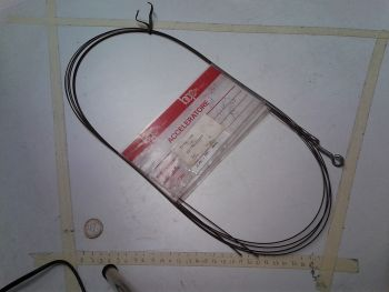 Throttle cable Simca 1000...