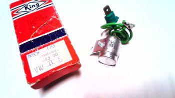 Condensatore Vw 1200, 1300, 1302, transporter ,King 643 t8 (bosch 119)