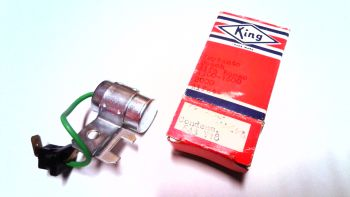 Condensatore Alfa Romeo 13000 Alfetta King 643 V18
