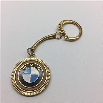 Portachiavi Moto Auto Epoca Vintage BMW pelle