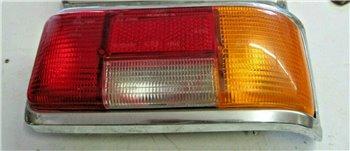 Mercedes W114 - 200/8 220/8 240/8 Fanale Posteriore Base In Metallo Destro Aric