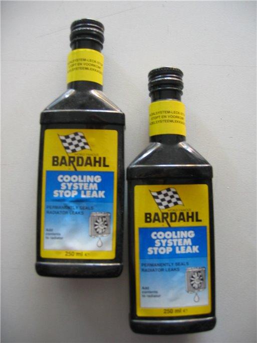 BARDAHL - ADDITIVI COOLING SYSTEM STOP LEAK RADIATORE AUTO