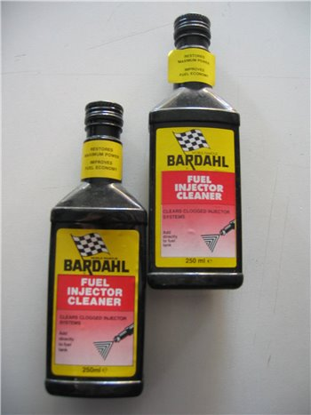 BARDAHL - COPPIA DI ADDITIVO FUEL INJECTOR CLEANER