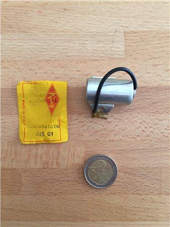 Condensatore di accensione King 645 C1