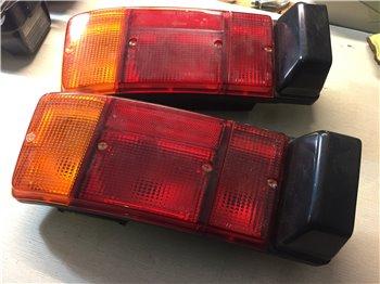 Fanale Posteriore Sinistro Completo FIAT 127 L CL C Seima 77-81