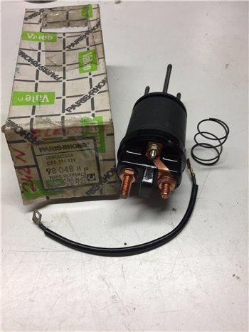 Elettromagnete Motorino 12V  Fiat 242N Valeo 98048 OE 5483524