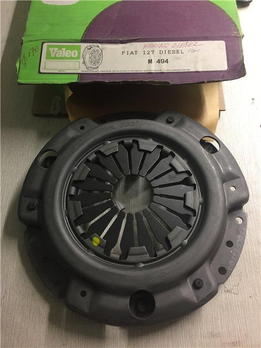 Spingidisco Frizione Fiat 127 Fiorino Diesel diam. 170mm Valeo M494 802080