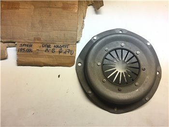 Spingidisco Meccanismo Frizione Opel Kadett A B diametro 170 mm