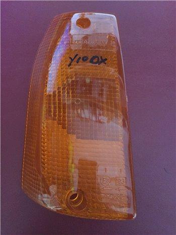 Plastica Fanale Fanalino Anteriore Destro Arancio Autobianchi Y10 '92 - - Veralux