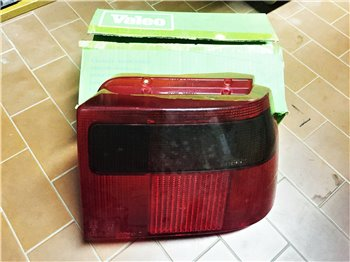 CITROEN ZX - PLASTIC REAR LIGHT RIGHT