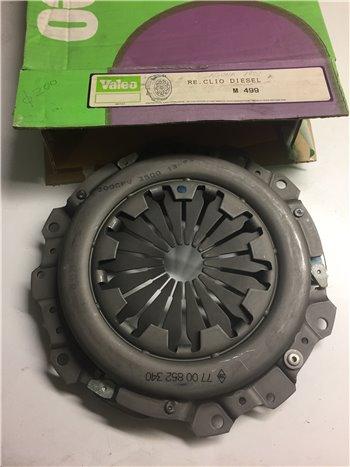 Spingidisco Frizione Renault Clio Diesel Laguna 1.8 diam. 200mm - Valeo M499