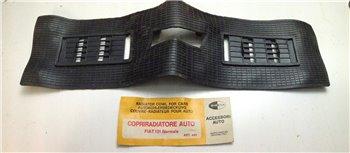 Copriradiatore Gomma Nero Fiat 131 - 441
