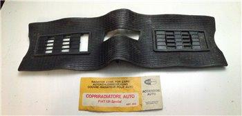 Copriradiatore Gomma Nero Fiat 131 Special - 442