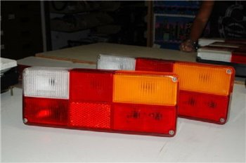 IVECO - REAR LIGHT RIGHT