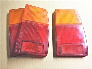 FIAT 128 COUPE - LIGHT PLASTIC REAR RIGHT HIGH