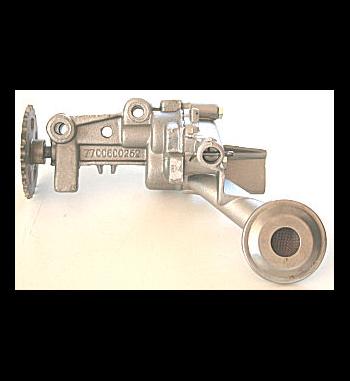 Pompa Olio con Ingranaggio 24 Denti - Renault 8200279956