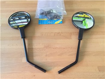 AMACO - PAIR MIRRORS CLAMP MOPED