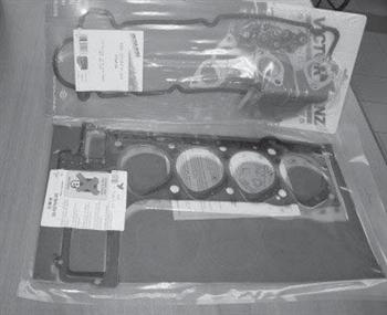Kit Guarnizioni Testata 02-31877-01 (5300.7800) - BMW 11122246704
