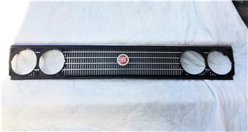 Griglia Anteriore Radiatore Fiat 131 con logo fregio