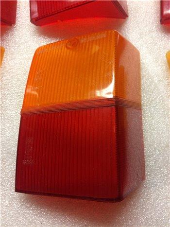 Plastica Fanale Posteriore DX Innocenti Mini Mk2 Mk3 - Nuova Bellù 03.110.000