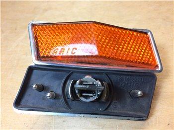 Fiat 131 - Fanale Laterale Lucciola Freccia Sinistra Cromata Aric