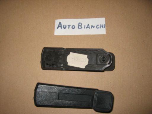 AUTOBIANCHI A112 - MANIGLIA ALZACRISTALLO IN PLASTICA NERO