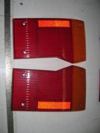AUTOBIANCHI A112 - PLASTICA FANALINO POSTERIORE DESTRO