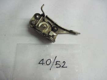 FIAT 124 - SERRATURA ANTERIORE DESTRO 40/52
