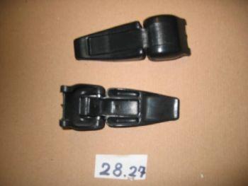 FIAT 126 - GANCIO IN PLASTICA CAPOTE AUTO